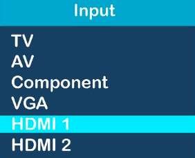 Firestick HDMI Source Select