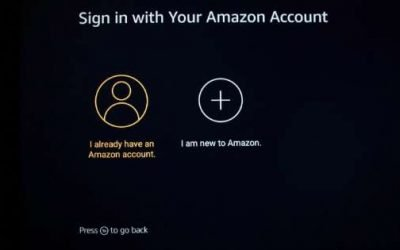 Firestick Login: How to Register Fire Stick, Login to Amazon Account & Install APPS