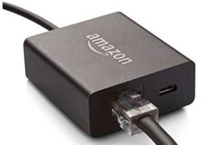 Amazon Firestick Ethernet adapter ports