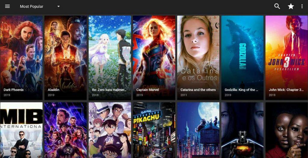 Cyberflix Movies