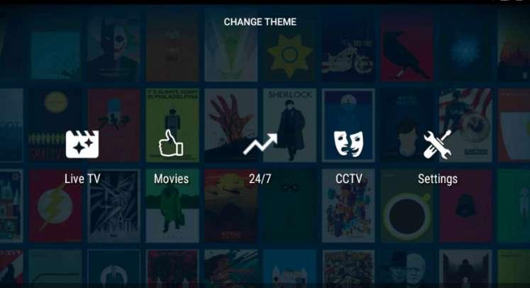 Solex TV Firestick app