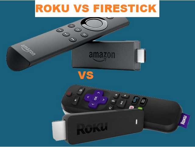 Roku vs Firestick: Which is Better?
