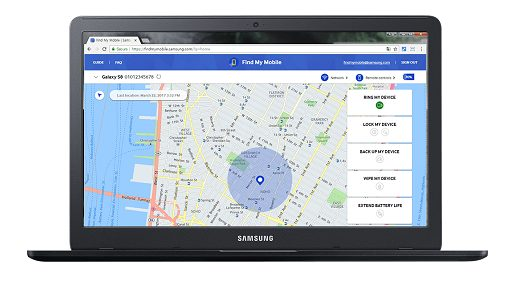 Samsung Find My Mobile: Locate Your Device