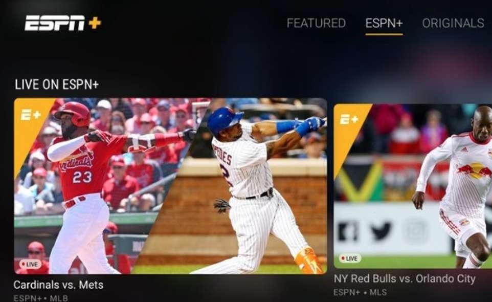 ESPN Firestick app
