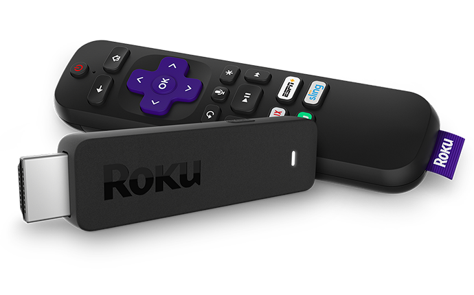 Roku Private Channels - Remote and Stick