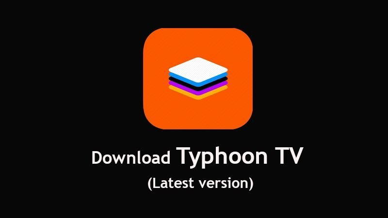 Typhoon TV APK | KodiFireTVStick com