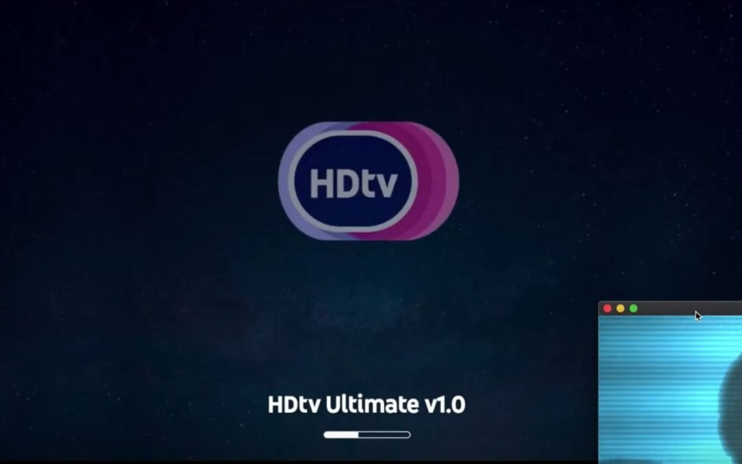HDTV Ultimate v1.0 APK for Firestick and Android
