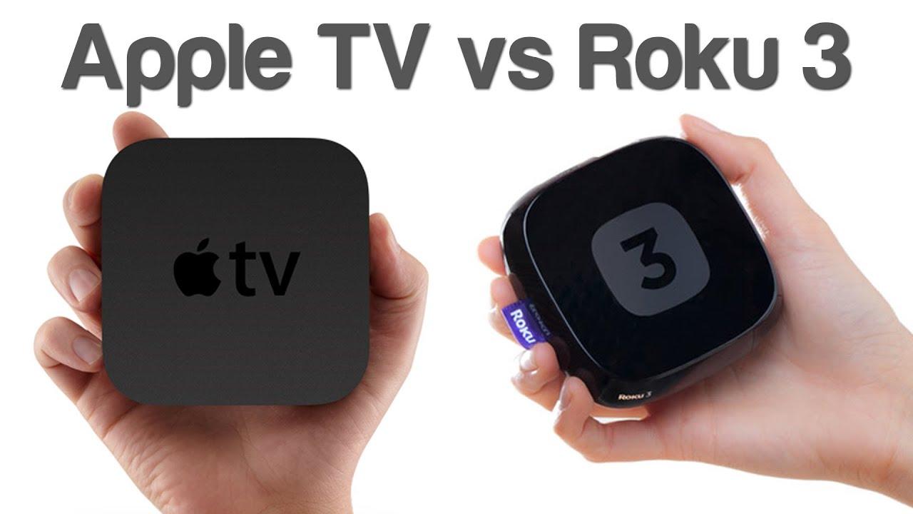Roku vs Apple TV