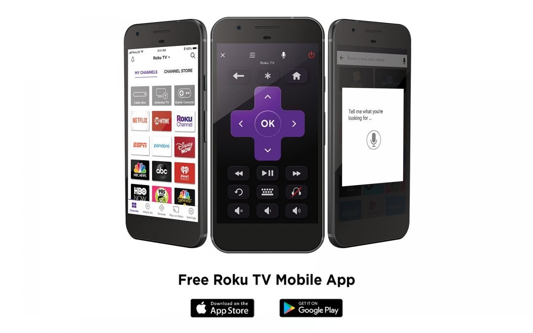 Roku Keyboard (How to Install and Use Roku App for Mobile Phones)