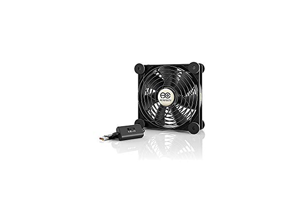 Roku USB Fan Overheating