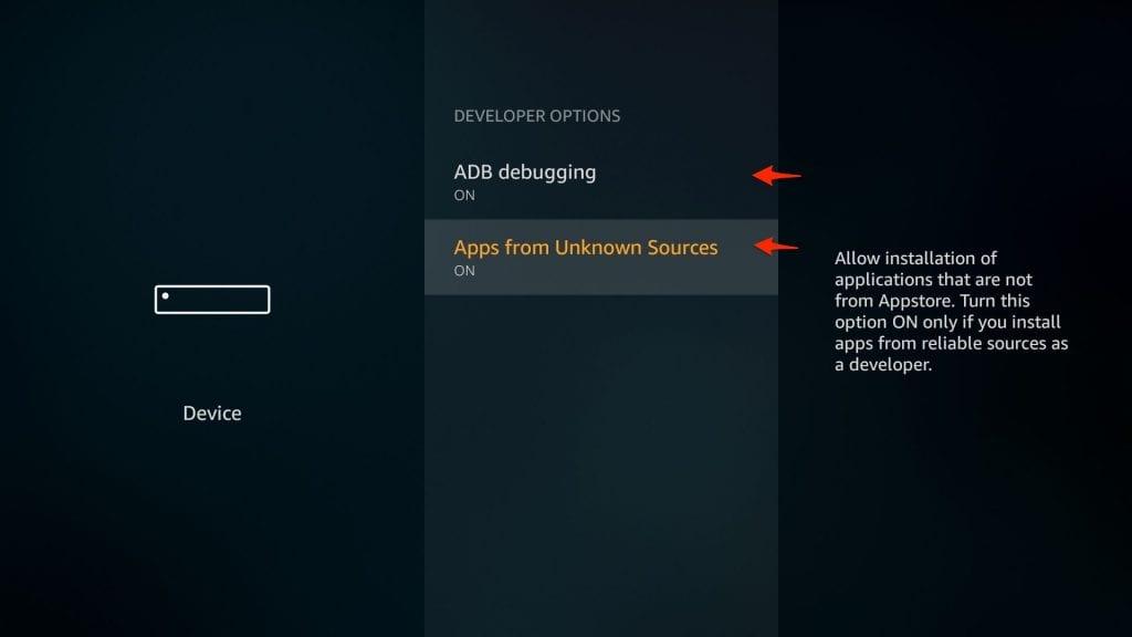 Install Kodi on Amazon Firestick