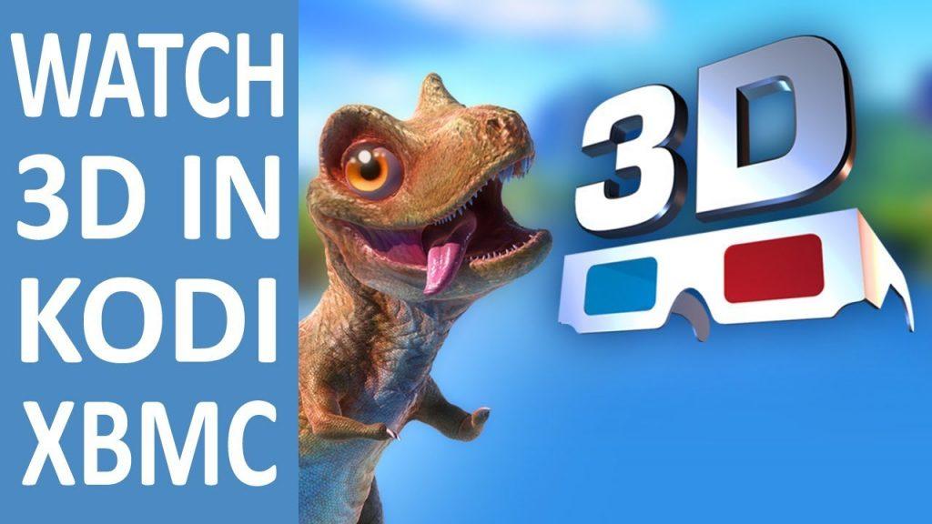 3d movies on firestick kodi xbmc
