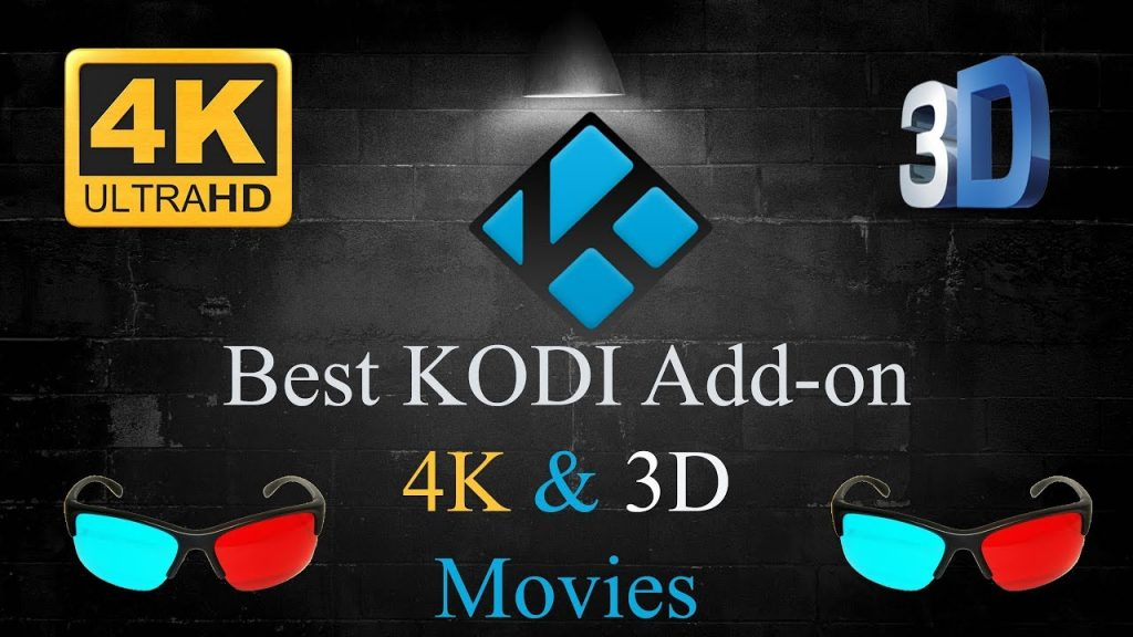 3d movies on firestick kodi add on