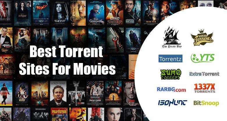 15 Best Torrent Sites for Free Movies and Shows