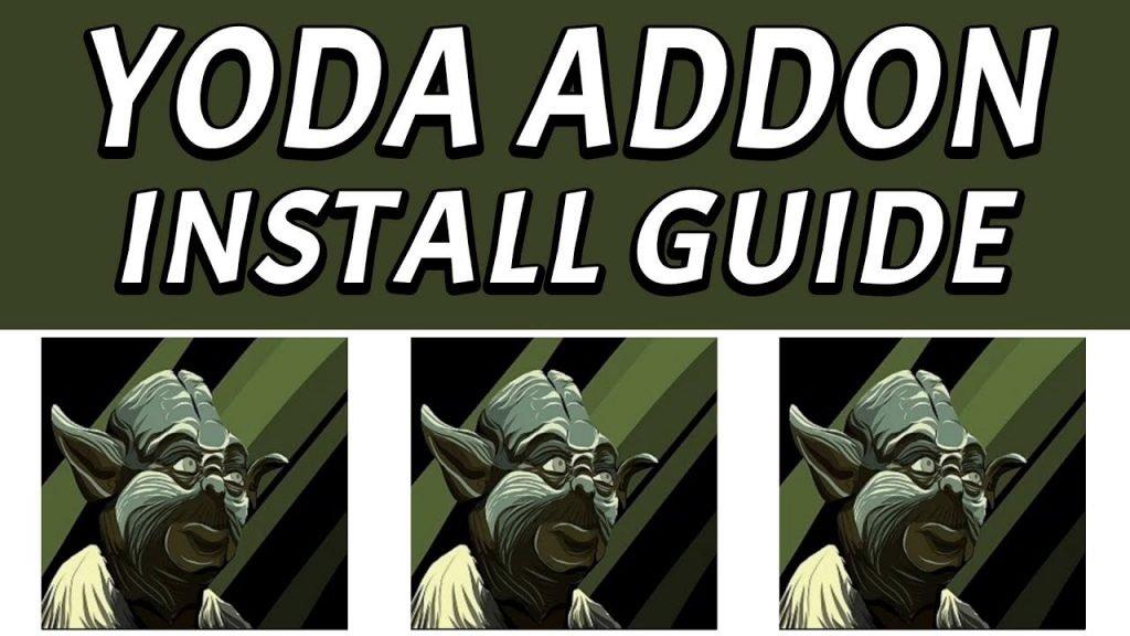 Firestick Yoda Kodi Install