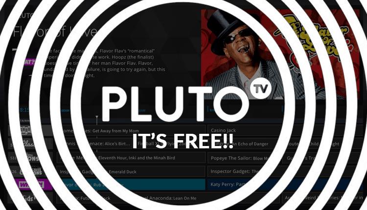 Pluto TV Firestick