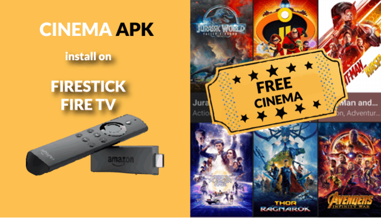 Best Free Streaming APK: Cinema HD for Firestick
