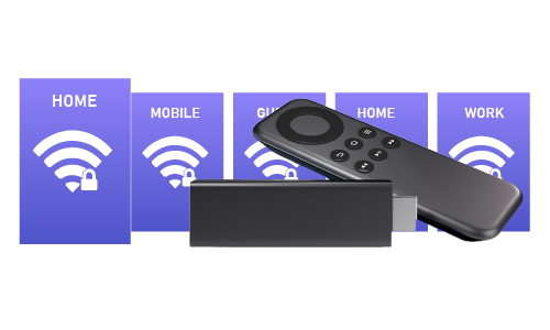 Firestick Connect Wifi