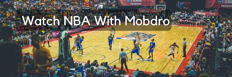 2020 NBA Finals Free Mobdro