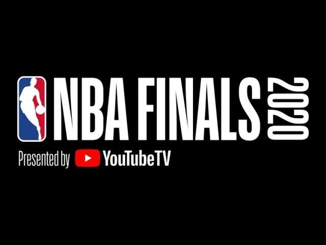 2020 NBA Finals Youtube TV