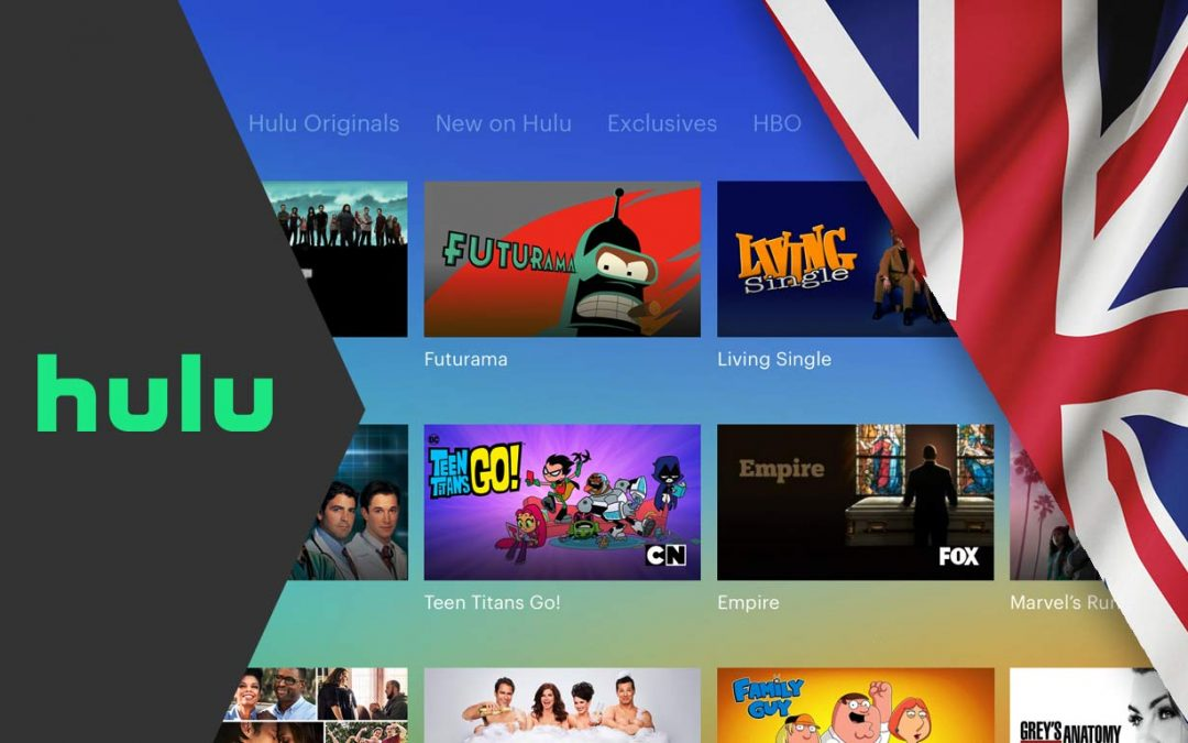 How To Watch Hulu in the UK in 3 Easy Steps