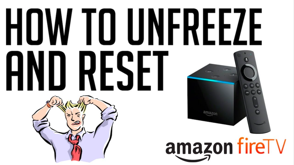 Firestick Not Moving – 7 Easy Methods to Unfreeze Firestick