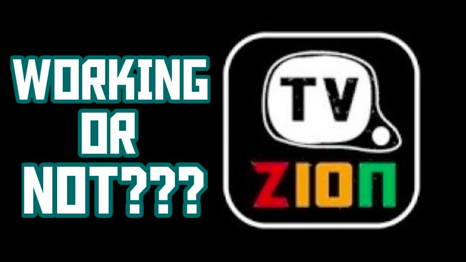 TVZion Not Working – 3 Best Alternative Free Streaming Sites