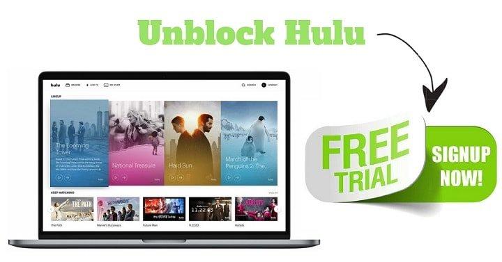 Unblock Hulu UK