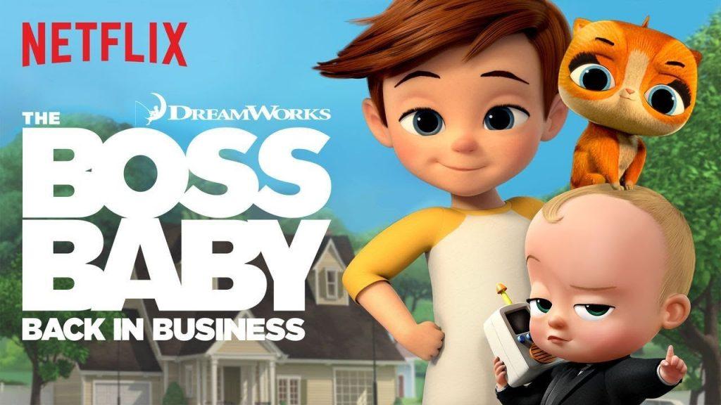 boss baby netflix free