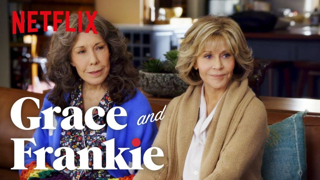 grace and frankie netflix free