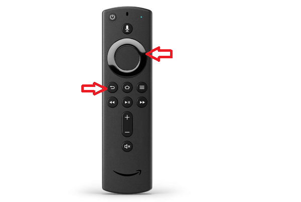 reset firestick to factory settings remote