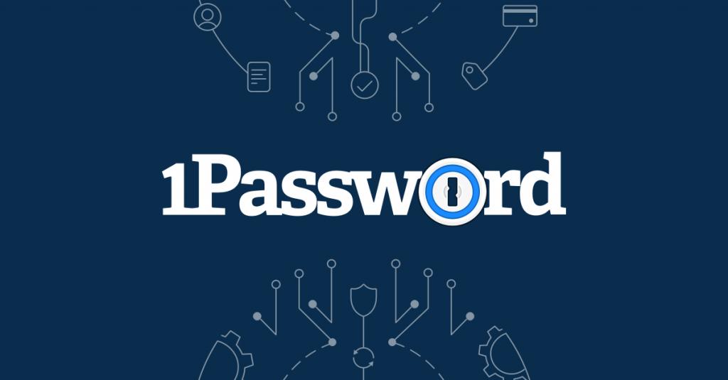 1Password best password manager