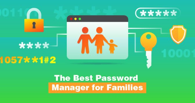 best password manager for families