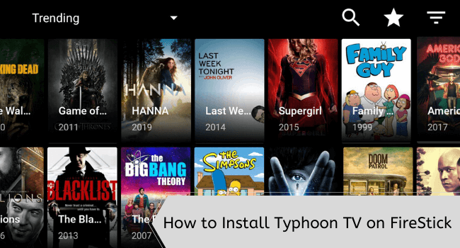 how to install typhoon tv on firestick