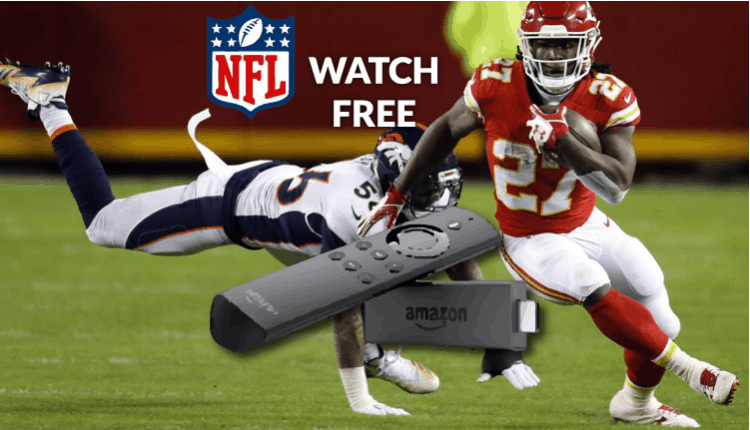 how to watch nfl on firestick