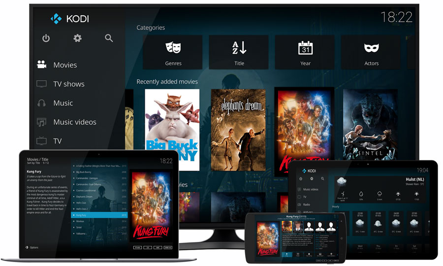 Kodi Streaming App Device Compatibility