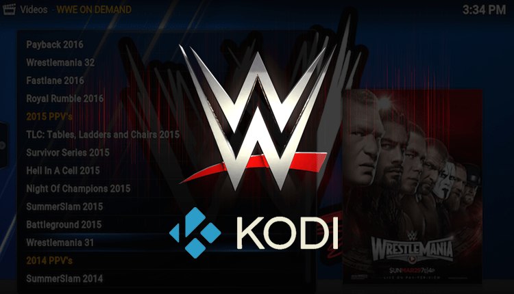 How to Get Wrestling on Demand on Kodi – A Beginner's Guide