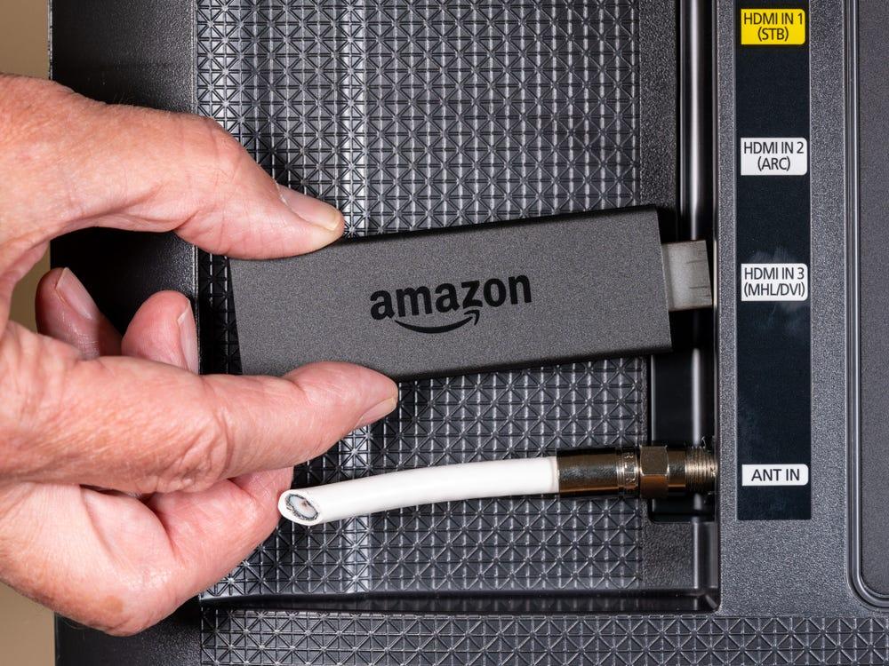 Amazon Firestick device