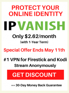 IPVanish Last Weekend Discount Bottom Right
