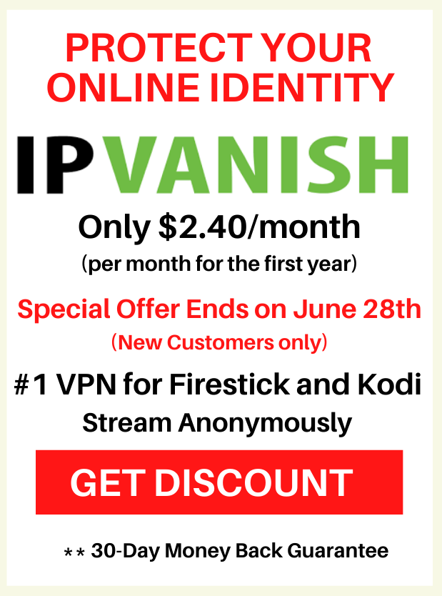 IPVanish Prime Day Sales June 17-28