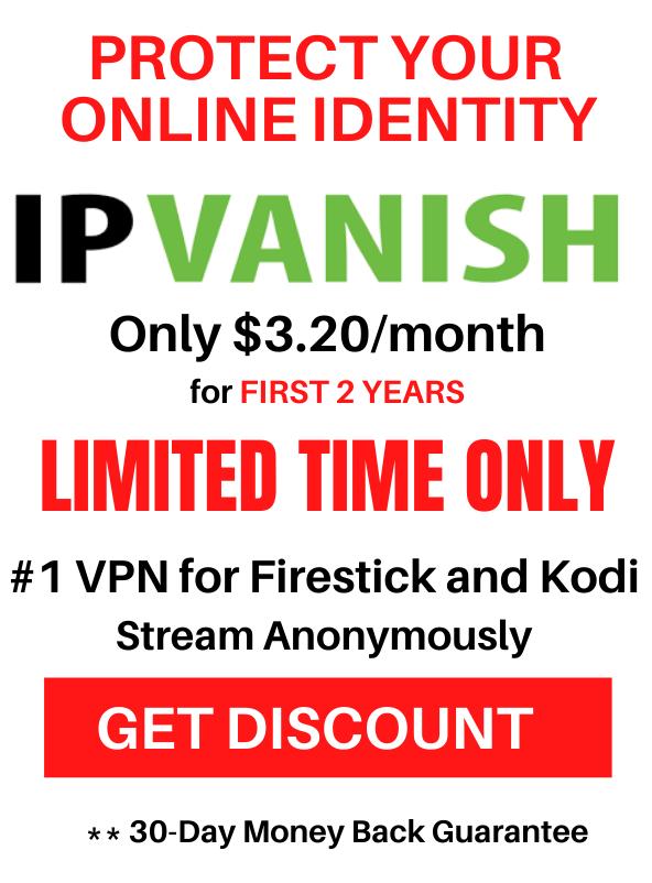 IPVanish Exclusive 2-Year Plan